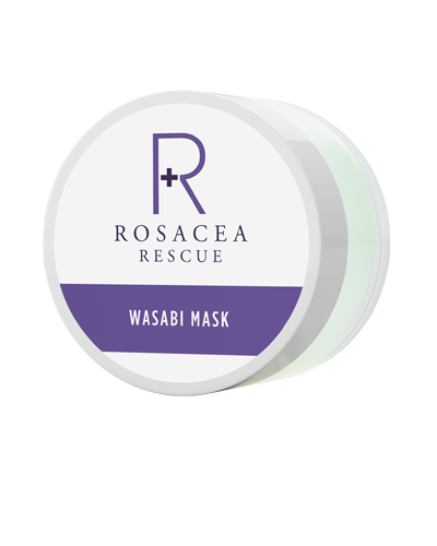 Wasabi Mask - Rosacea Rescue