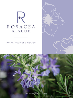 Rosacea Rescue Counter Card