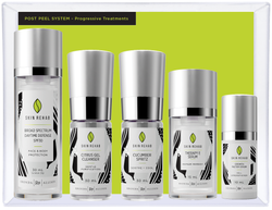 Post Peel System Citrus Gel/GF Serum - Progressive