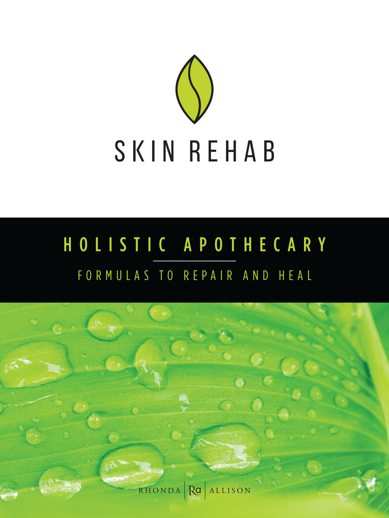 Skin Rehab Counter Card – Holistic Apothecary