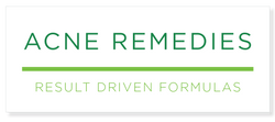 Acne Remedies Brand Card - Insert Card with Acrylic