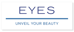 Eyes Brand Card - Insert Card with Acrylic