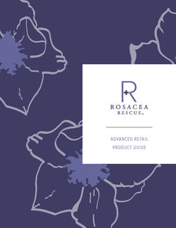 Rosacea Rescue Advanced Retail Product Guide eBook