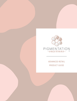 Pigmentation Solutions Advanced Retail Product Guide eBook