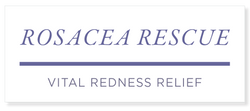 Rosacea Rescue Brand Card - Insert Card with Acrylic