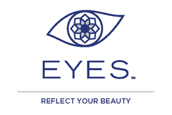 Eyes Window Decal