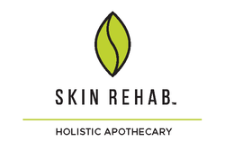 Skin Rehab Window Decal