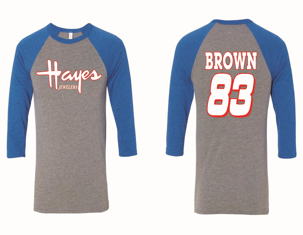 Tim Brown Baseball Tee