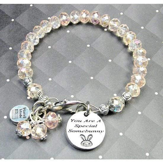 You Are A Special Crystal Bracelet