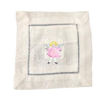 Angel Tooth Fairy Pillow