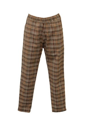 Pantalon Stuart marron