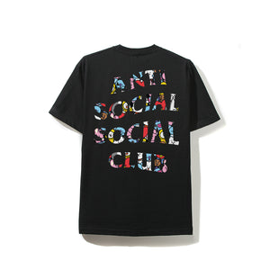 ASSC X BT21 Collab - Blended Black Tee