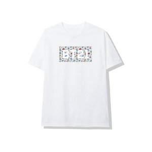 Summer Box White Tee