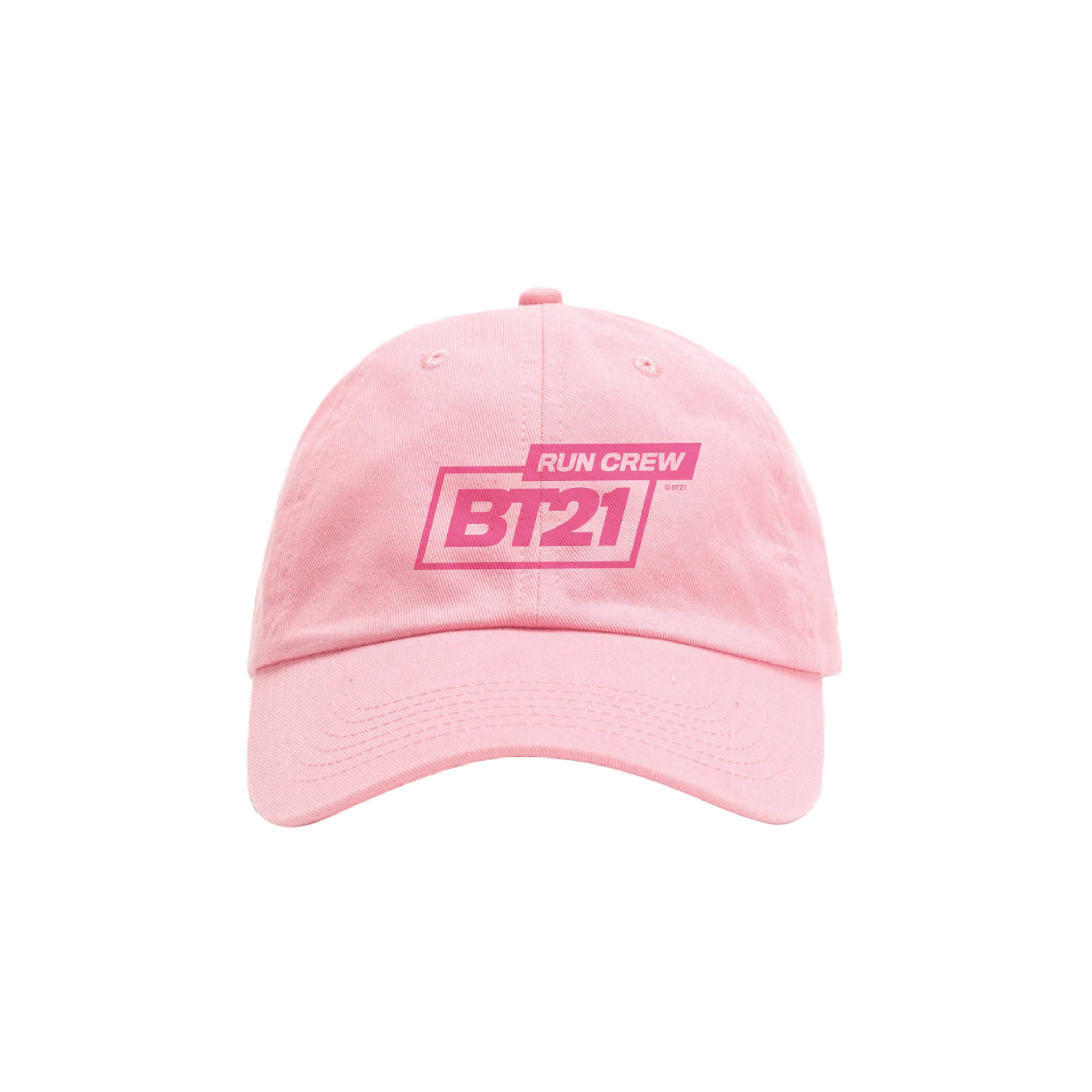 Run Club Hat - Pink