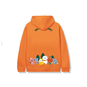 Outdoor Life Hoodie - Orange