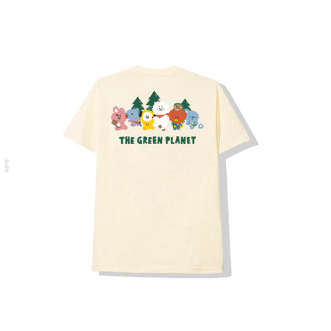 Outdoor Life Tee - Natural