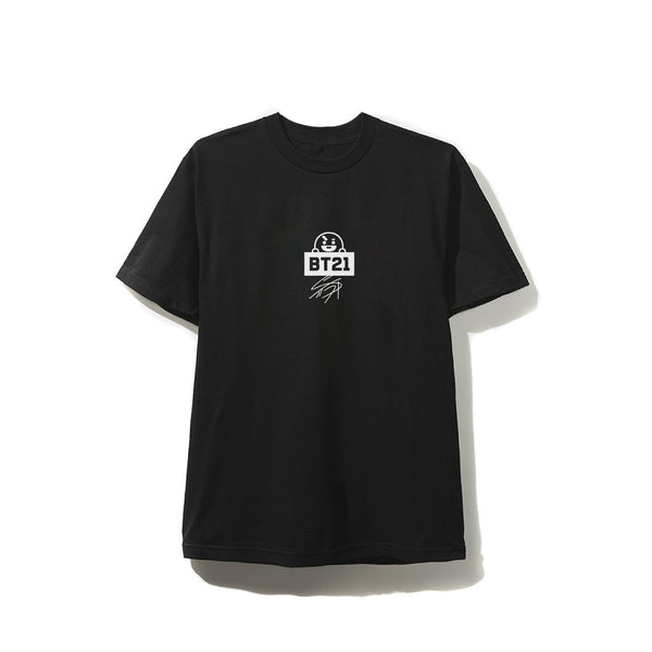 SHOOKY Black Logo Tee