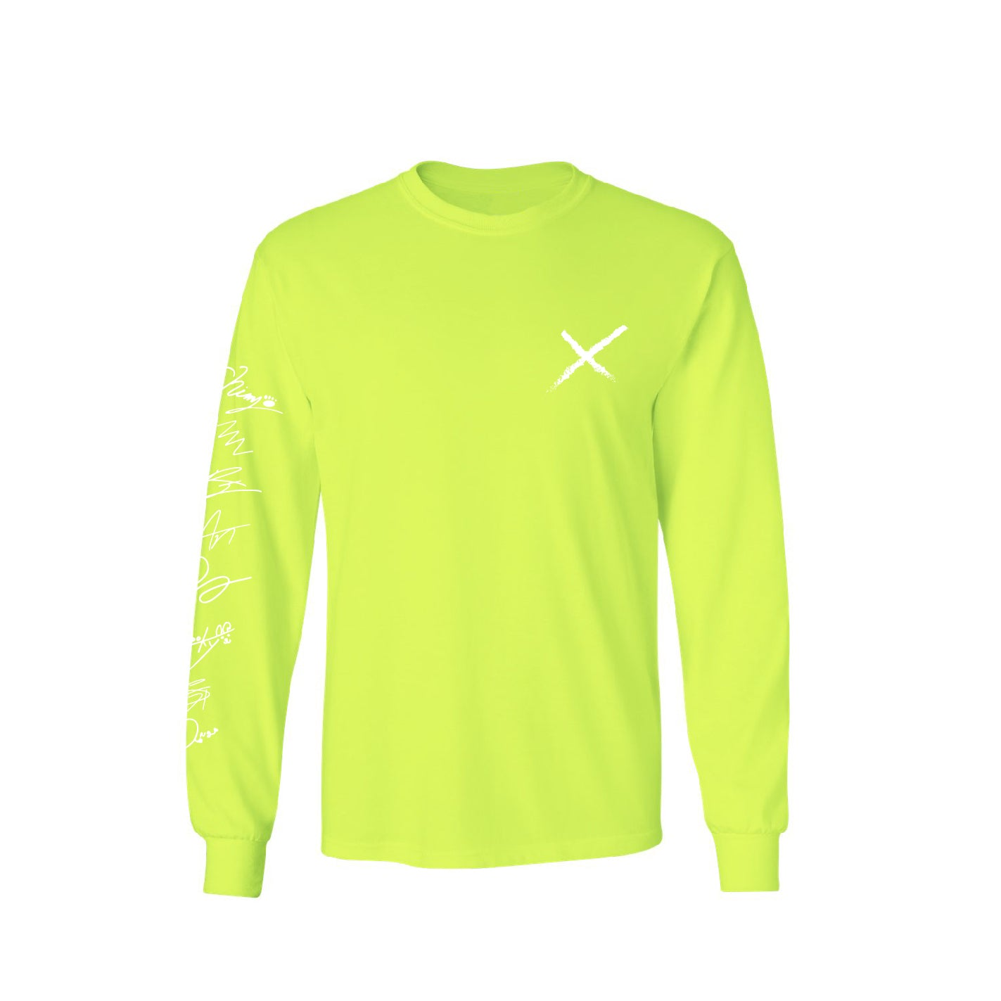 Glo Long Sleeve Tee
