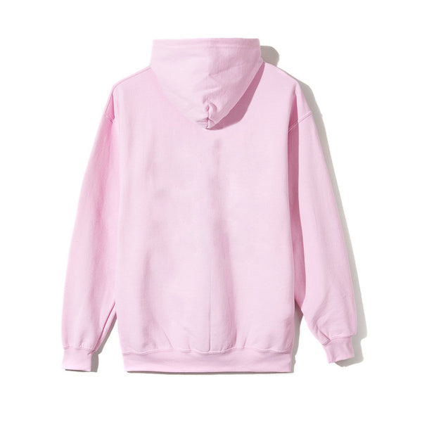 Puzzled Pink Hoodie