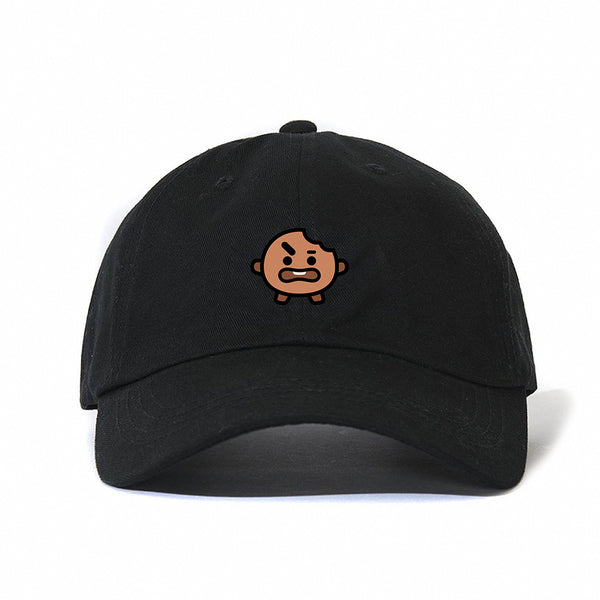 SHOOKY Black Cap