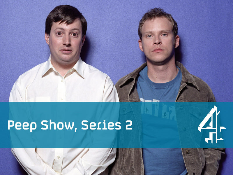 Can you name the characters of Peep Show Series 2?