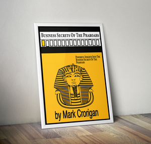 Business Secrets of The Pharaohs - Poster