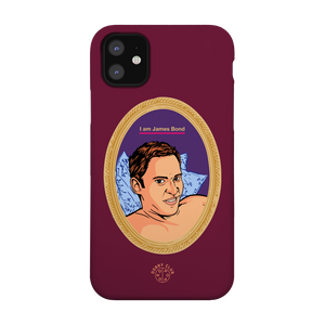 I Am James Bond Phone Case