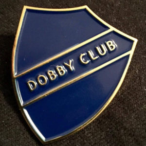 Dobby Club Enamel Pin