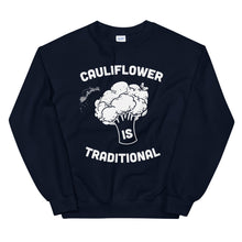 Load image into Gallery viewer, Traditional Cauliflower Christmas Jumper