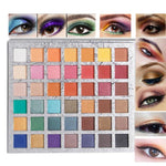 Qibest Eye Shadow Nude Matte Palette (42 Colors)