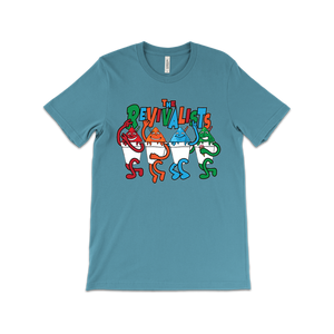 Snow Cone Youth Blue Tee
