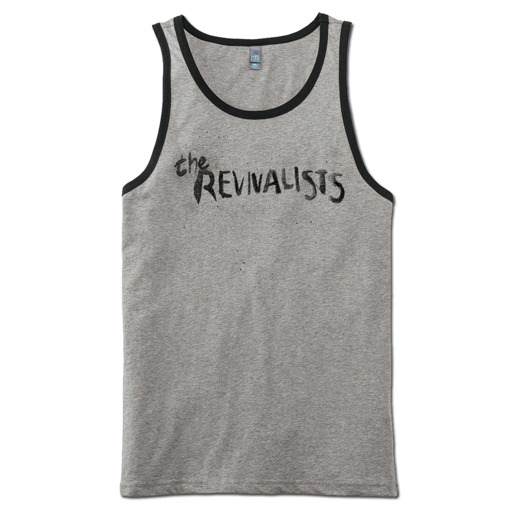 Mens Logo Tank Top