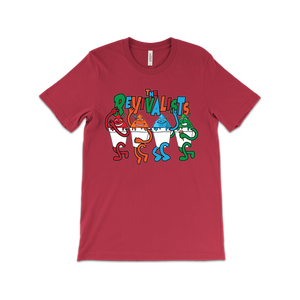 Snow Cone Youth Red Tee