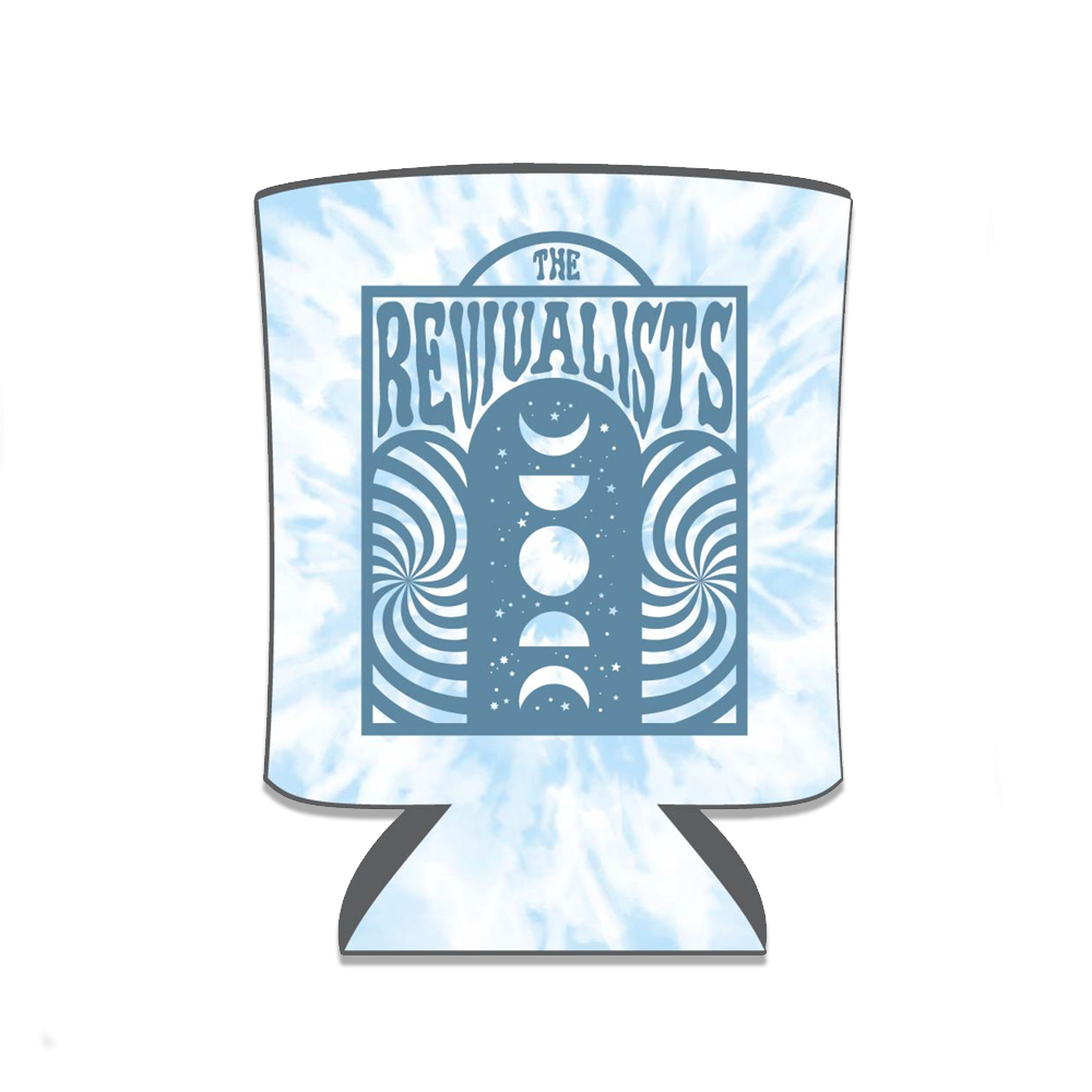 The Revivalist – Tie Dye Koozie