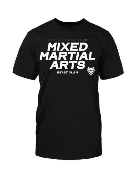 Mixed Martial Arts BC1 - Black Tee