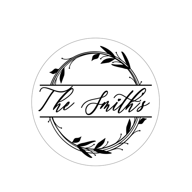 SMITH FAMILY ROUND DESIGN