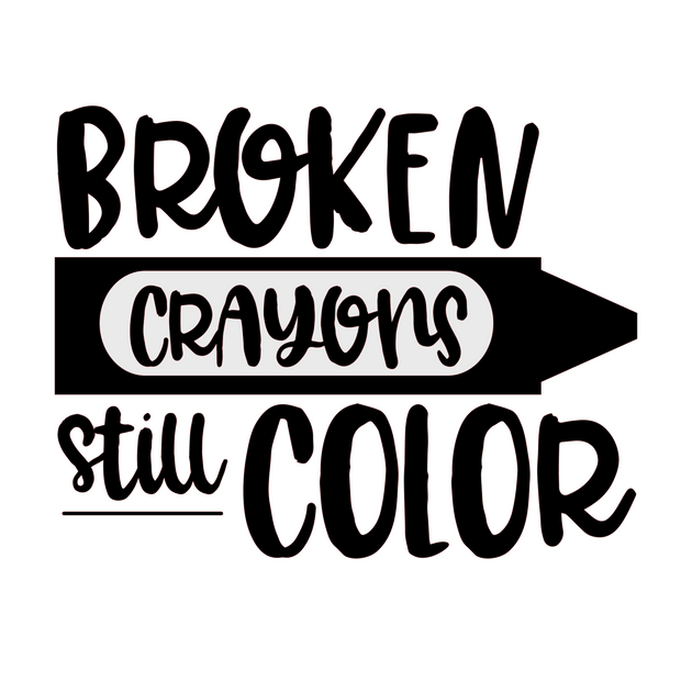 Broken Crayons Still Color Paint Kit