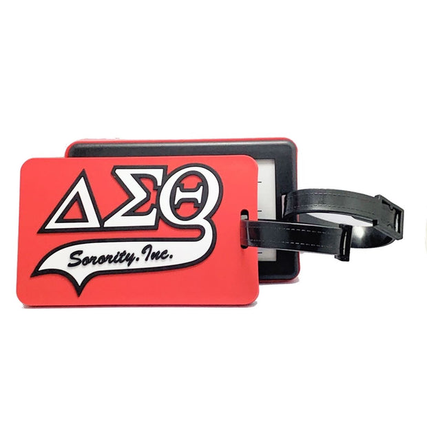 ΔΣΘ Luggage Tag