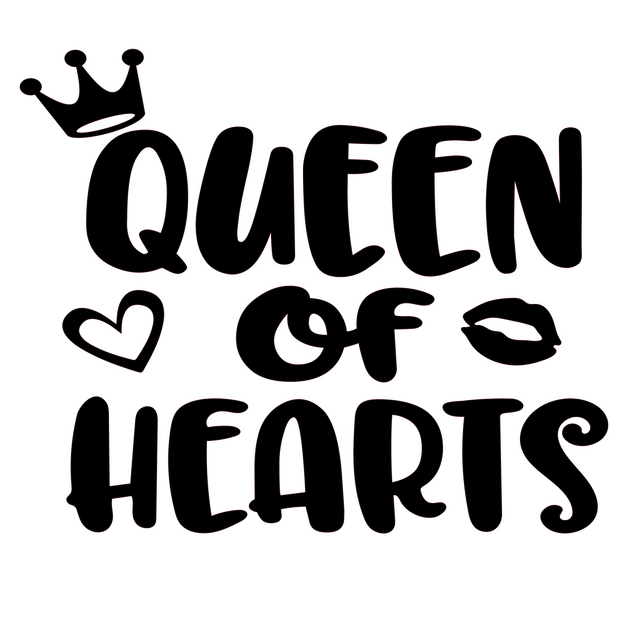 Queen of Hearts Paint Kit