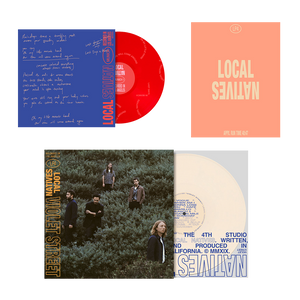 Local Natives - Violet Street Limited Edition Deluxe LP + Digital Album