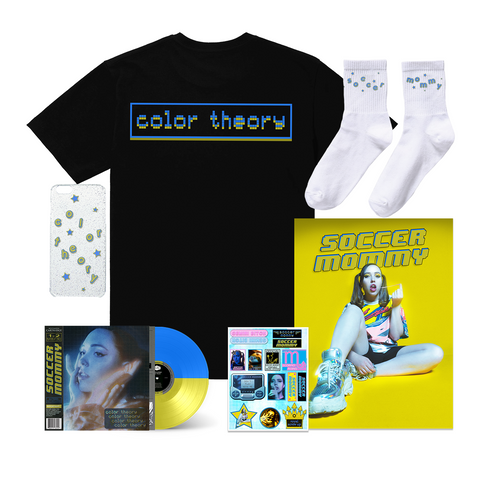 Soccer Mommy - Color Theory T-Shirt Bundle