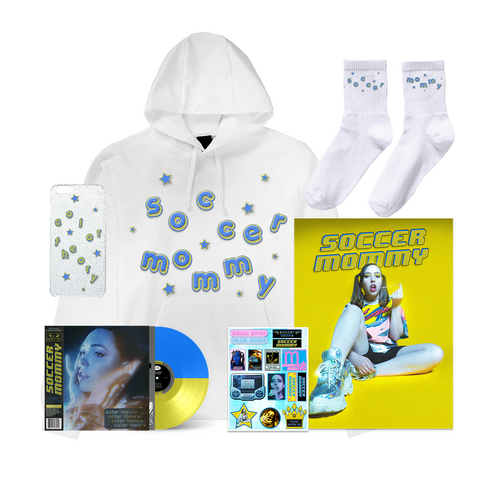 Soccer Mommy - Color Theory Deluxe Hoodie Bundle