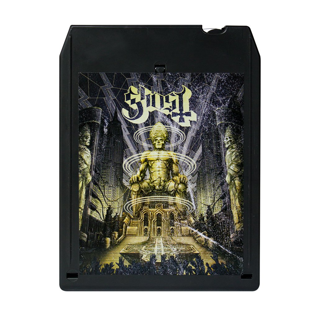ed804f8513f Ghost - Selections From Ceremony and Devotion 8-Track – Loma Vista ...