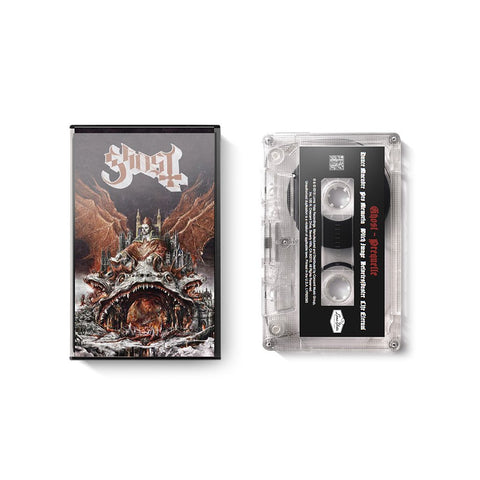 Ghost - Prequelle Cassette Tape