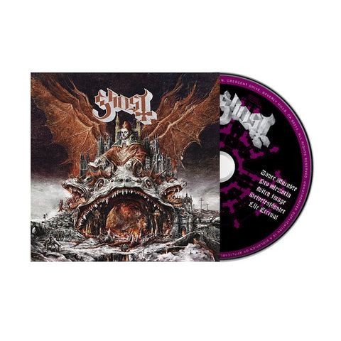 Ghost - Prequelle Deluxe CD