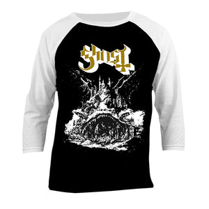 Ghost - Prequelle Raglan