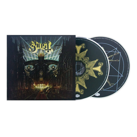 Ghost - Meliora Deluxe Edition CD