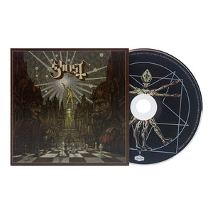 Ghost - Popestar CD