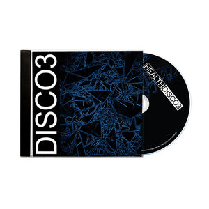 HEALTH - DISCO3 (CD)