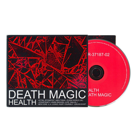 HEALTH - Death Magic (CD)